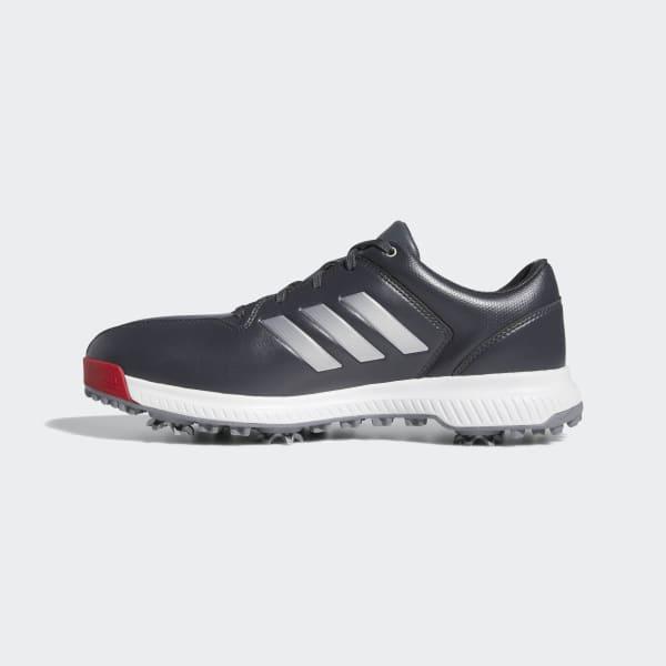 adidas Golf CP TRAXION Golfsko grey sixsilver metallic