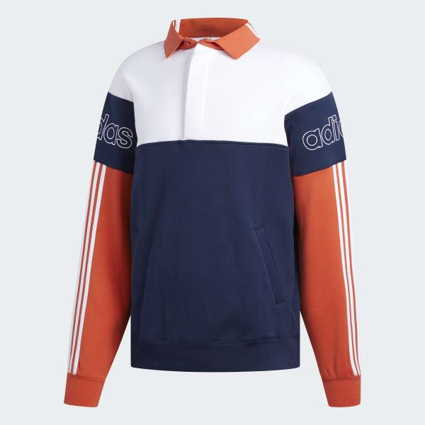 d8cd462b51 adidas Rugby Sweatshirt - Multicolour | adidas UK