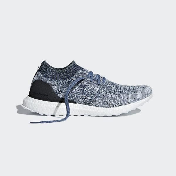 Adidas UltraBOOST Uncaged Parley Raw Grey  Chalk Pearl  Blue Spirit  footshop Cordones 42 EU amazonshoes elnegro Color Marrón Zapatos de Cordones  Derby Para ... 485bf484d6d89