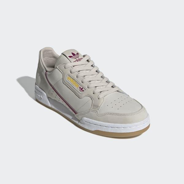 adidas Originals x TfL Continental 80 Shoes - Beige  b2d4b1719