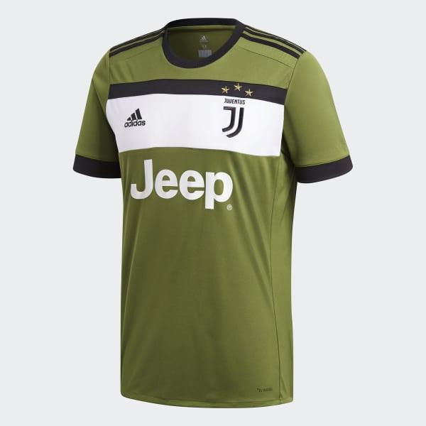 uniformes adidas verdes