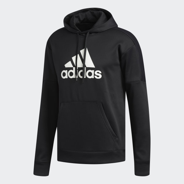 wholesale new york discount sale adidas Team Issue Badge of Sport Hoodie - Black | adidas Canada