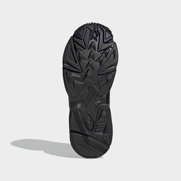 the latest d7a0d 0a7d5 adidas Falcon Shoes - Black  adidas US