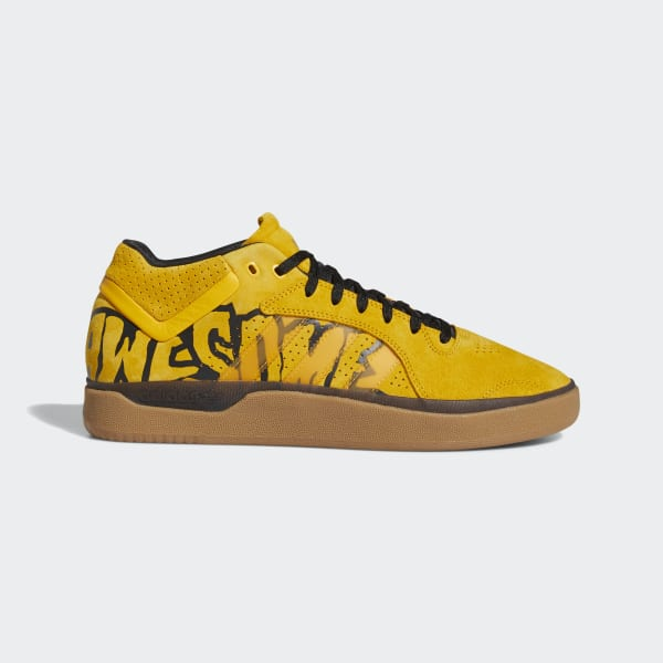 adidas Tyshawn x FA Shoes - Yellow