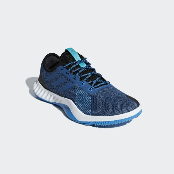 3ab635d97ba86c adidas CrazyTrain LT Schuh - blau