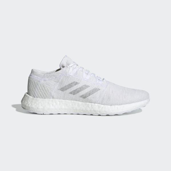 adidas Sapatos Pureboost Go Branco   adidas MLT