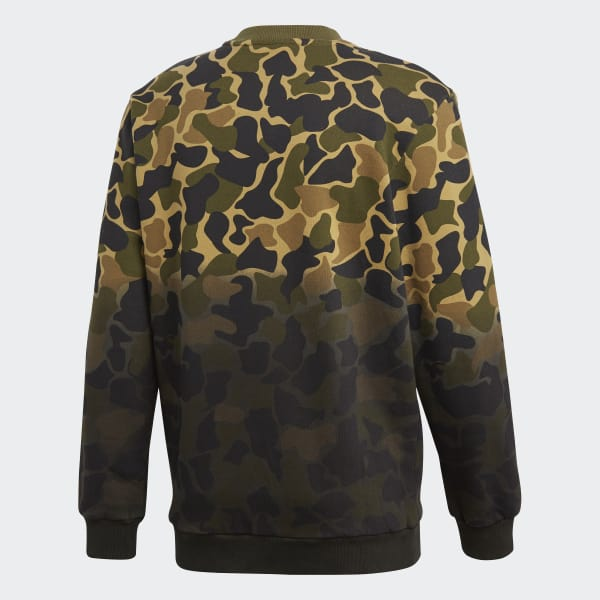 best loved d0ce3 721a8 adidas Camouflage Sweatshirt - Multicolor | adidas US