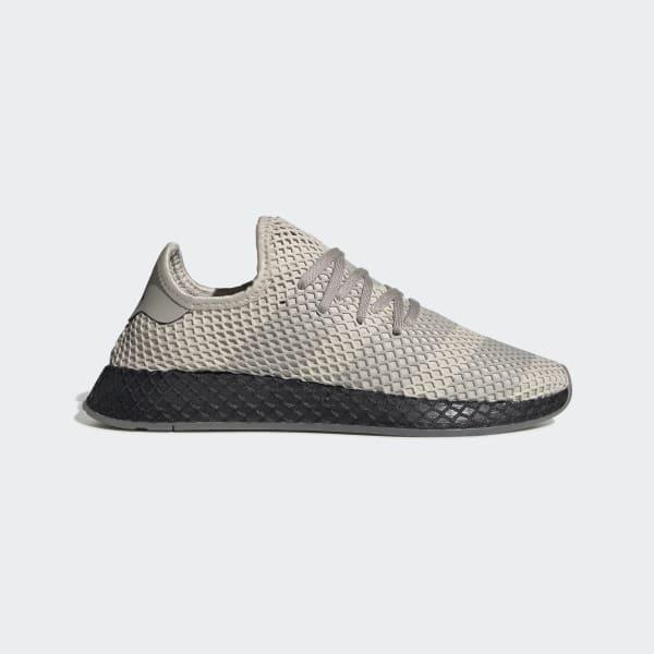 abajo Variedad Rubicundo  adidas Deerupt Runner Shoes - Beige | adidas US