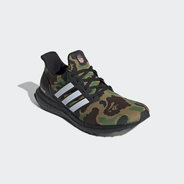 adidas Ultraboost BAPE Shoes Multicolor | adidas US
