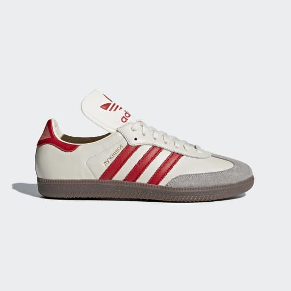 adidas Samba Classic OG Shoes - White | adidas US | Tuggl
