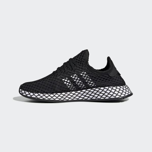 9897ed4afba2f adidas Deerupt Runner Shoes - Black