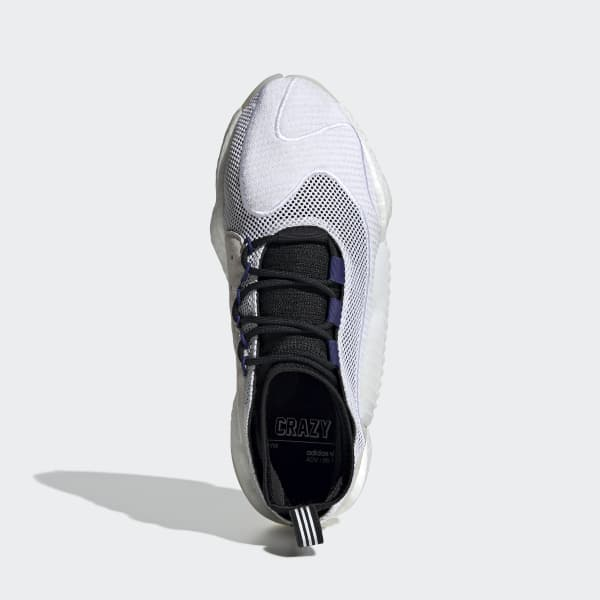 competitive price 85a36 f20c9 adidas Tenis CRAZY BYW II - Blanco  adidas Mexico