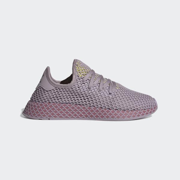 Neu Damen Schuhe Trainers Sneaker Adidas Deerupt Runner W Db2687 Damenschuhe