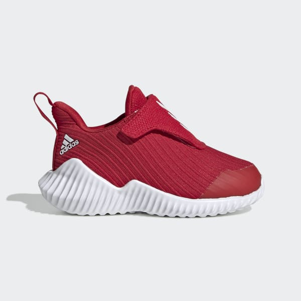 adidas FortaRun AC Shoes - Red | adidas UK