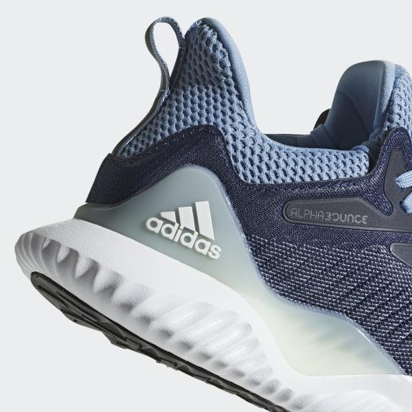 96ede1ba2d91d adidas Alphabounce Beyond Shoes - Blue