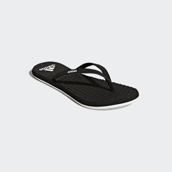 ca9f7c540 adidas Eezay Soft Thong Sandals - Black