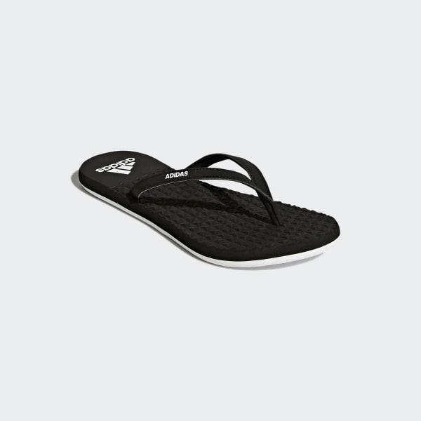 e563dd39d1f7bf adidas Eezay Soft Thong Sandals - Black
