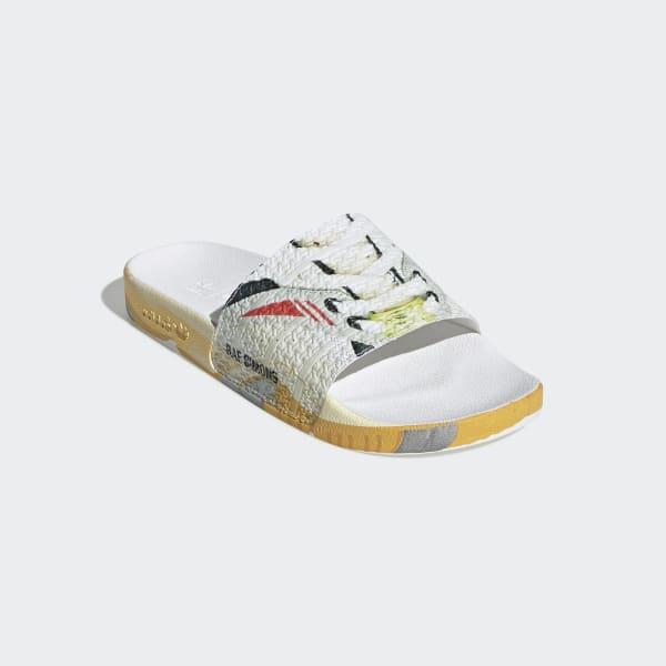19f2f975e3db adidas Raf Simons Torsion Adilette Slides - Beige   adidas Australia