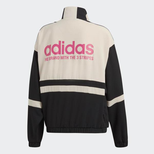 4dc3678adc2 adidas Track Jacket - Black | adidas US