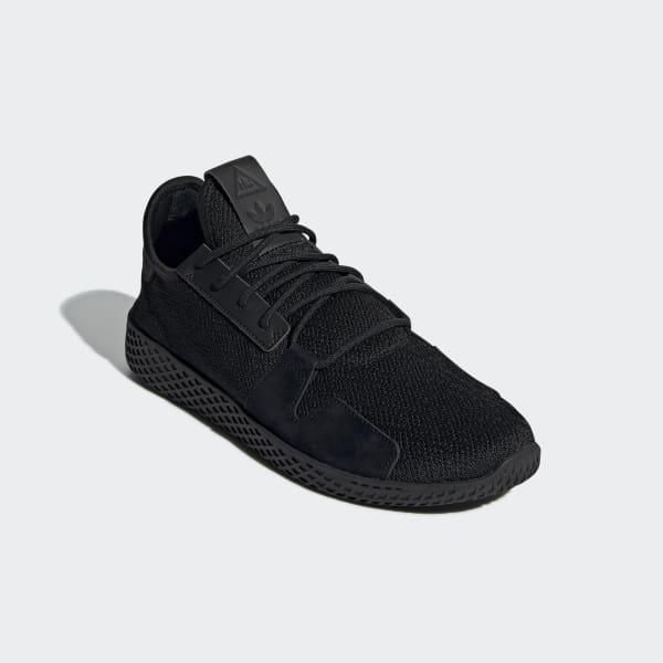 0e71a5d9b adidas Pharrell Williams Tennis Hu V2 Shoes - Black