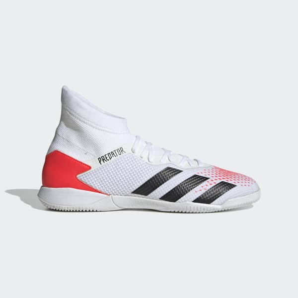 botas adidas predator futbol sala blanco