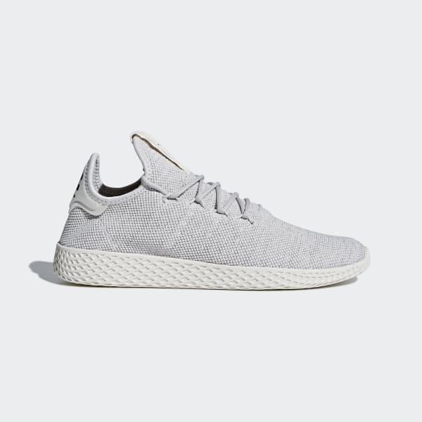 once Desarmado Exención  Zapatillas Pharrell Williams Tennis Hu grises y blancas | adidas España
