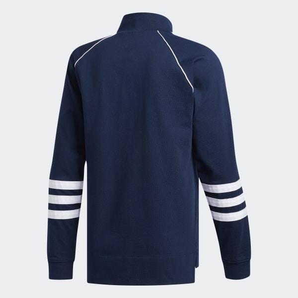 brand new 4414c 7b11b adidas Authentics Rugby Jersey - Blue | adidas US