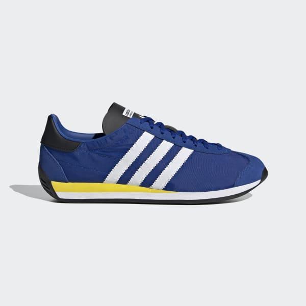 adidas Country OG Shoes - Blue | adidas