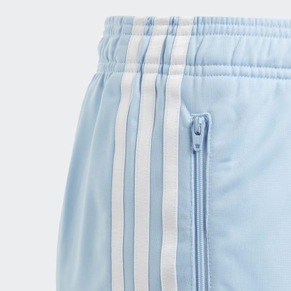 adidas Tepláky Culture Clash High Waist - modrá  9bf810e0a0f