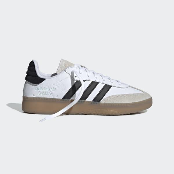 adidas Samba RM Shoes - White   adidas