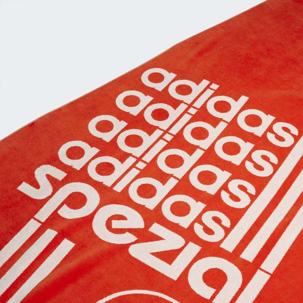 adidas Spezial Towel - Orange   adidas