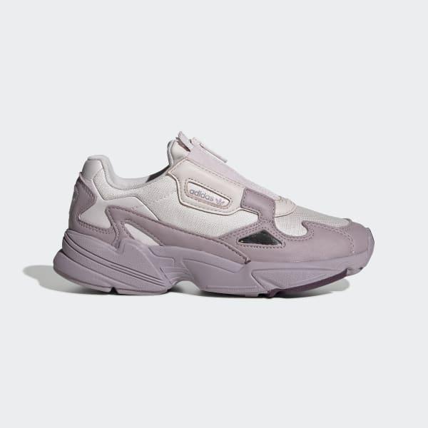 adidas Falcon Zip Shoes - Pink | adidas US