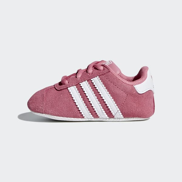 adidas Gazelle Crib Shoes - Pink  80a0e17f3