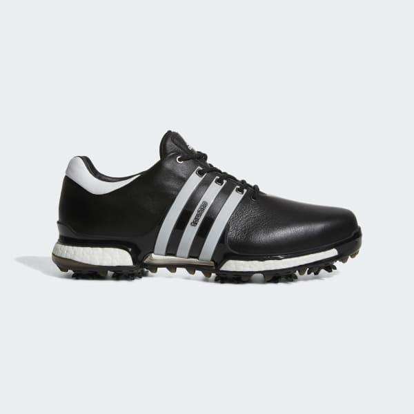 Adidas Tour 360 Boost 2 0 Shoes Black Adidas Us