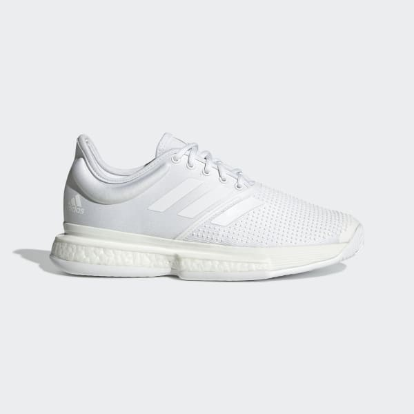 adidas SoleCourt Parley Shoes - White