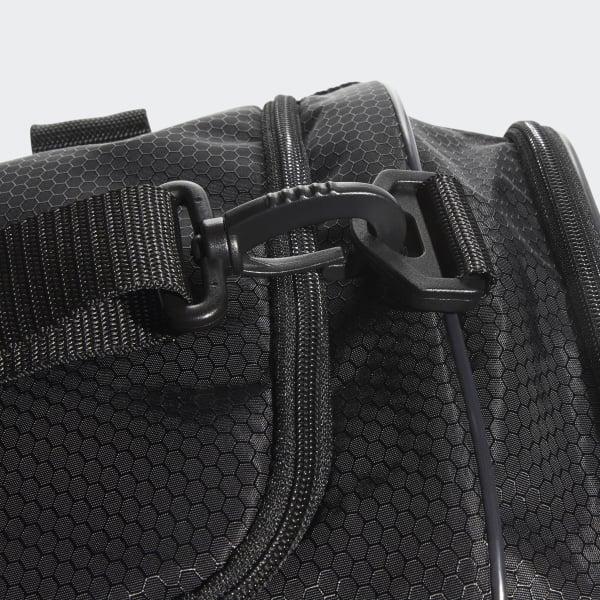 39fb2e24410f adidas Defender III Small Duffel - Black