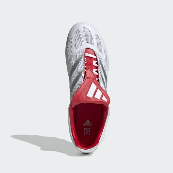 c870240f0 adidas Predator Precision Firm Ground David Beckham Cleats - White | adidas  Canada