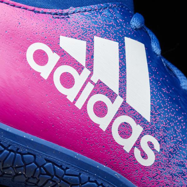3cd0fd2a1d Chuteira X 16.3 - Futsal - Azul adidas