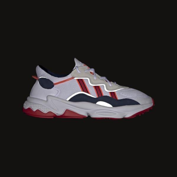 adidas ozweego bleu blanc rouge