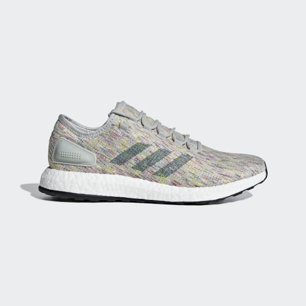 adidas Pureboost Shoes - Grey   adidas