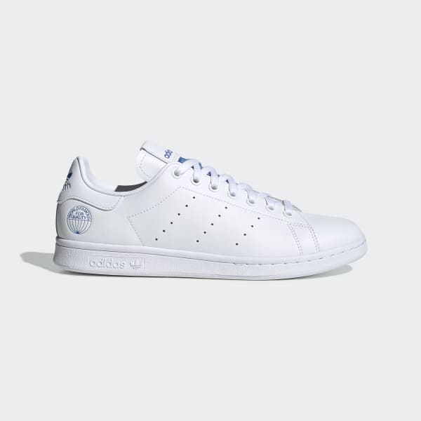 Stan Smith Core White and Dark Blue Shoes | adidas US