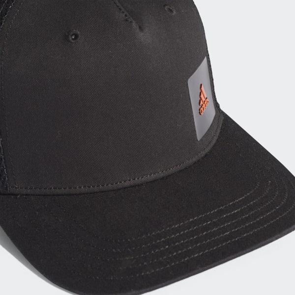 adidas H90 Trucker Cap - Black  09a4b12e739
