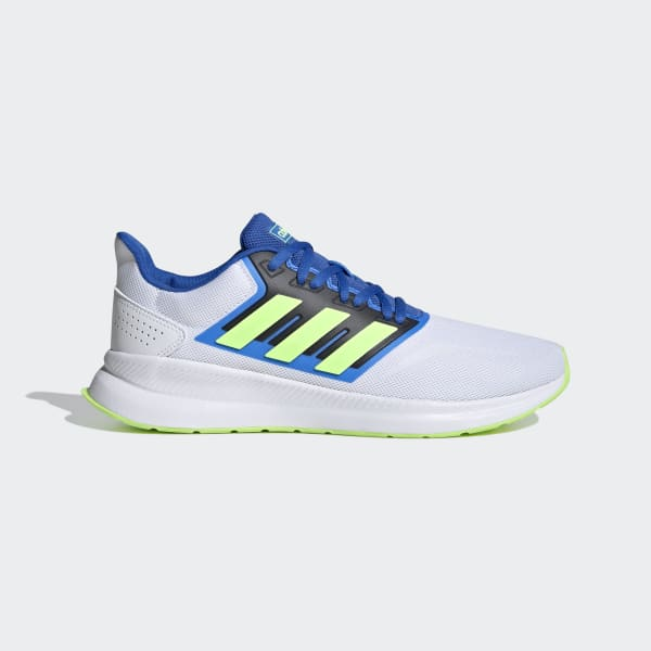 adidas Runfalcon Shoes - White   adidas