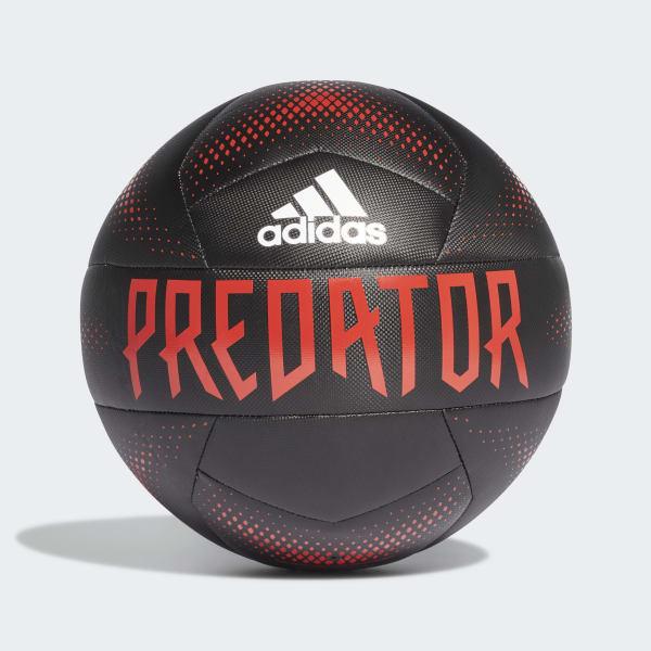 George Bernard Anuncio Escarpado  adidas Predator Training Ball - Black | adidas US
