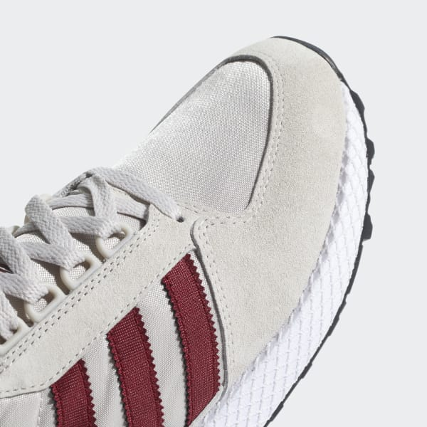 wholesale dealer 78db2 3f9df adidas Tenis Forest Grove - CHALK PEARL S18  adidas Mexico