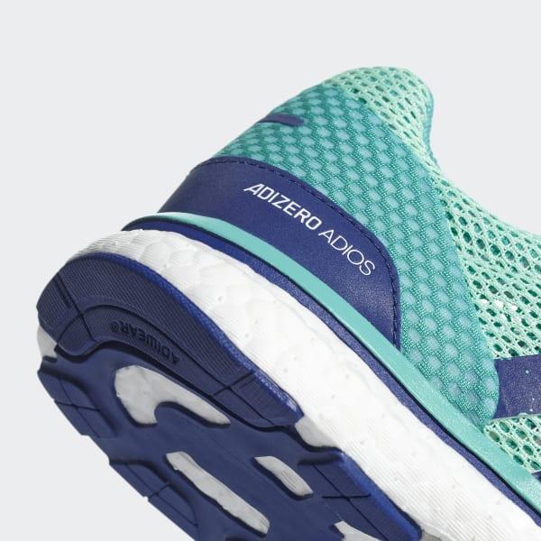 adidas Adizero Adios 3 Shoes - Turquoise  b50b33bfd