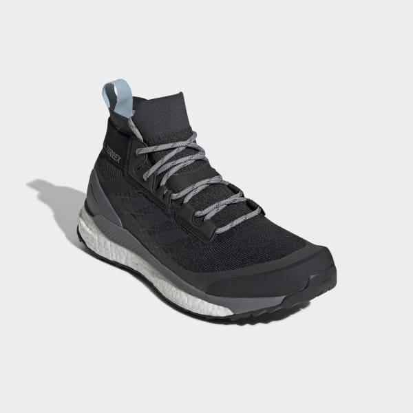 adidas Obuv Terrex Free Hiker - šedá  f42c94d6413