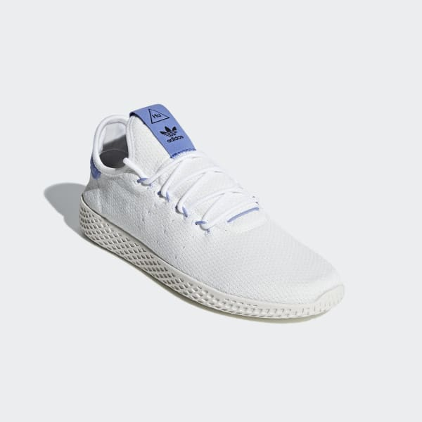 adidas Originals x Pharell Williams Sneakers Chalk White BD7521 42 23 White Textile