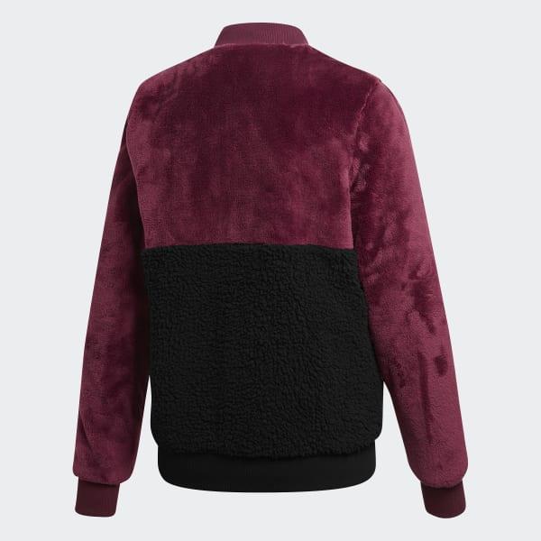adidas CLRDO Track Jacket Red | adidas US
