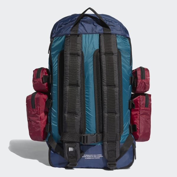 842e5c56a5 adidas Atric Backpack Large - Blue